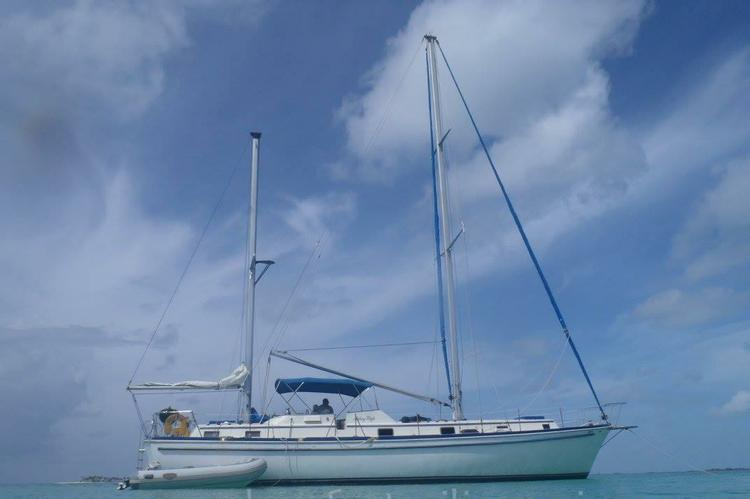 Boating is fun with a Ketch in Nassau