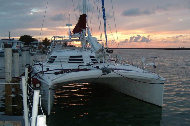 Catamaran boat rental in Marina at Ortega Landing, FL