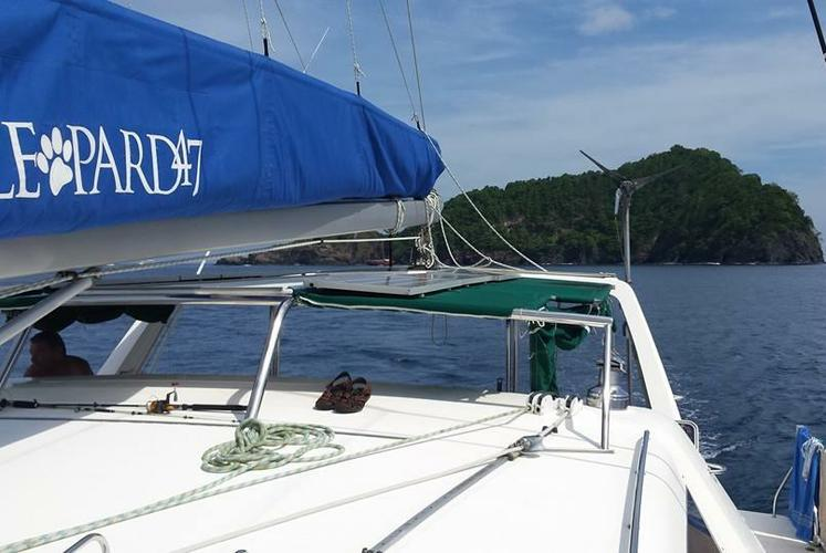 Boat for rent Robertson and Caine 47.0 feet in Tambon Wichit,