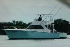 Sunset Cruise on a Classic Egg Harbor Sportfishing Yacht