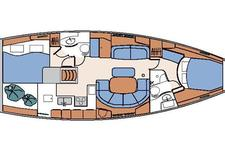 thumbnail-6 Jeanneau 42.0 feet, boat for rent in Marina del Rey, CA