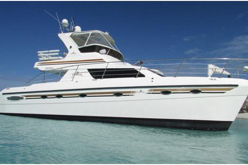 Enjoy a Relaxing and Adventurous Charter on this Powercat