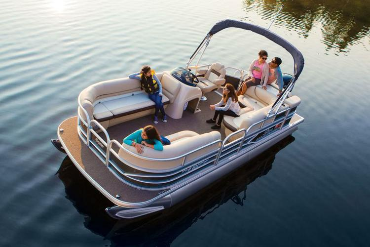 Luxury 2016 Party Barge Pontoon Boat