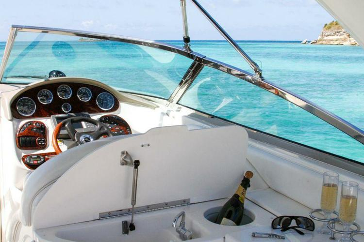 Boat for rent Sea Ray 30.0 feet in Jolly Harbour Marina, Antigua & Barbuda