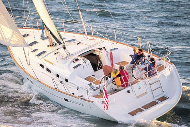 Enjoy a Beautiful Day on the Water on this Comfortable Sloop