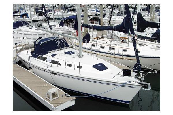 32.0 feet Catalina in great shape