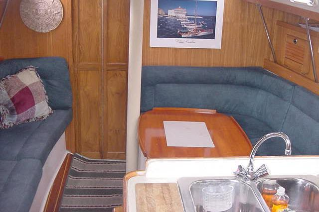 Boat for rent Catalina 34.0 feet in King Harbor Marina, CA