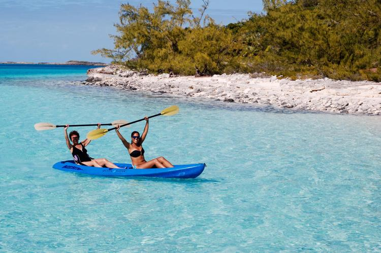 Catamaran boat rental in Nassau Harbour Club, Bahamas