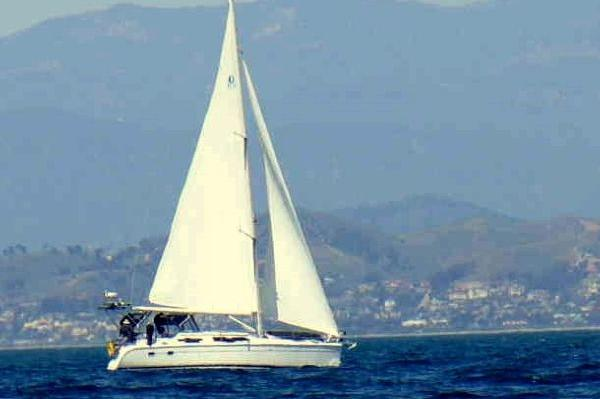 Sloop boat rental in King Harbor Marina, CA