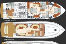 thumbnail-15 Gult Craft 66.0 feet, boat for rent in Miami Beach, FL