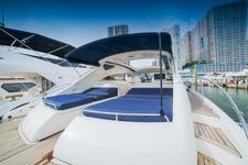thumbnail-2 Princess 65.0 feet, boat for rent in Miami, FL