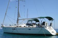 A Sailing Sloop out of Marina Del Rey, California!