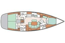 thumbnail-6 Beneteau 43.0 feet, boat for rent in Long Beach, CA