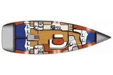 thumbnail-6 Beneteau 47.0 feet, boat for rent in Marina del Rey, CA
