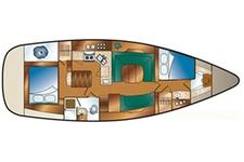 thumbnail-4 Hunter 41.0 feet, boat for rent in Redondo Beach, CA