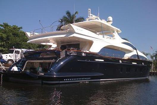 Azimut boat for rent in West Palm Beach