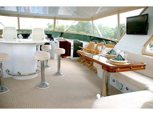 Mega yacht boat for rent in Palm Beach Shore