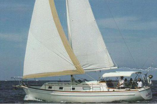 All you wish is here on this beautiful Sailboat.