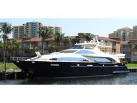 thumbnail-1 Azimut 117.0 feet, boat for rent in Daytona Beach, FL