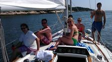 thumbnail-17 Dufour 35.0 feet, boat for rent in Fishers Island, NY