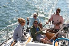 thumbnail-5 Dufour 35.0 feet, boat for rent in Fishers Island, NY