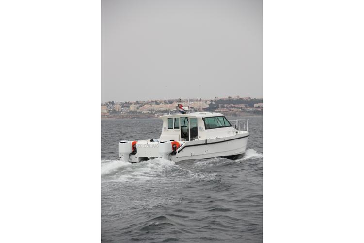 Boat for rent Cheetah Marine 38.0 feet in Lisbon,