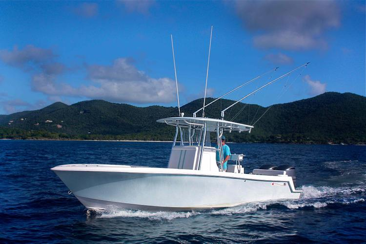 The Perfect Choice for a Day of Caribbean Fishing!
