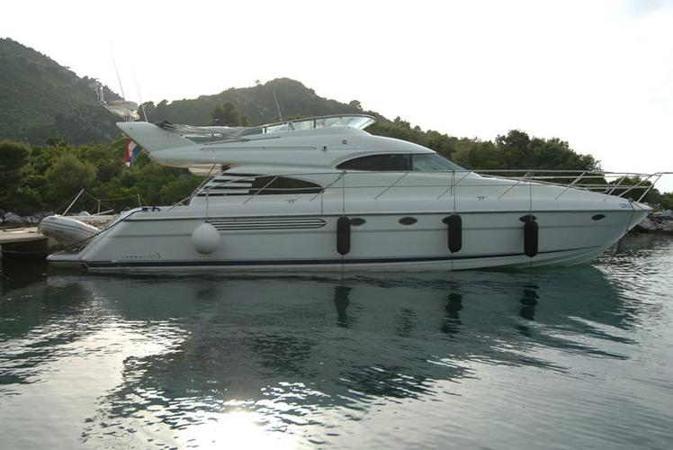 Boat for rent Fairline 55.0 feet in Dubrovnik, Croatia