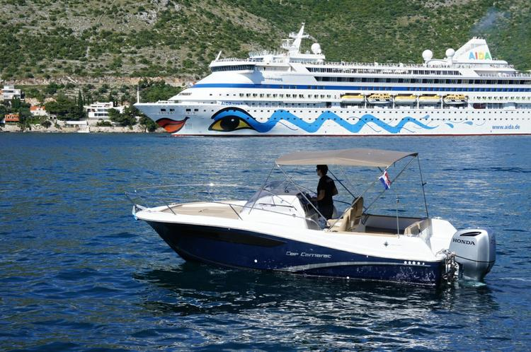 Boat for rent Jeanneau 23.0 feet in Dubrovnik, Croatia