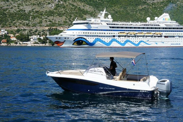 Jeanneau's 23.0 feet in Dubrovnik