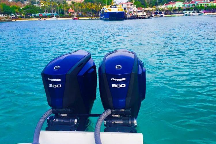 Boat for rent Powerplay 33.0 feet in St. John,