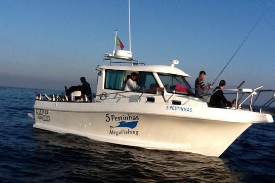 The best fishing trip in Cascais