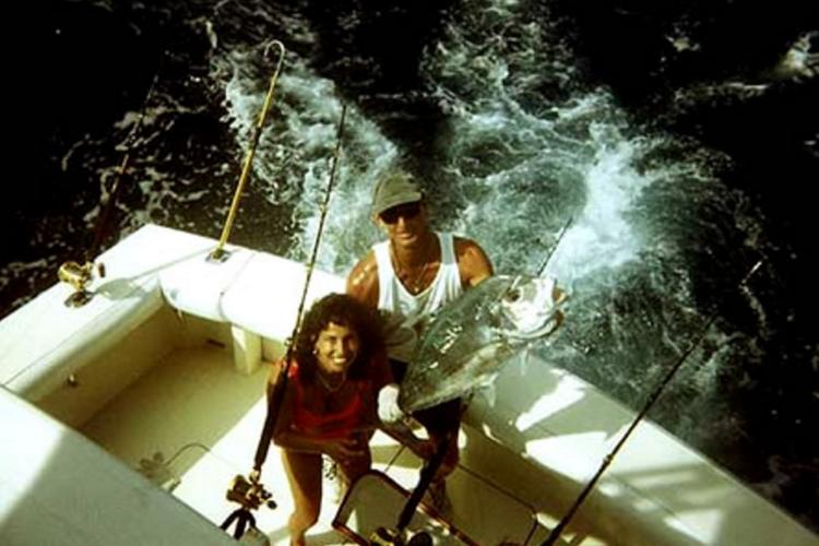 Viking's 45.0 feet in St. Thomas