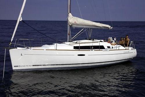 Beneteau's 34.0 feet in Lagos
