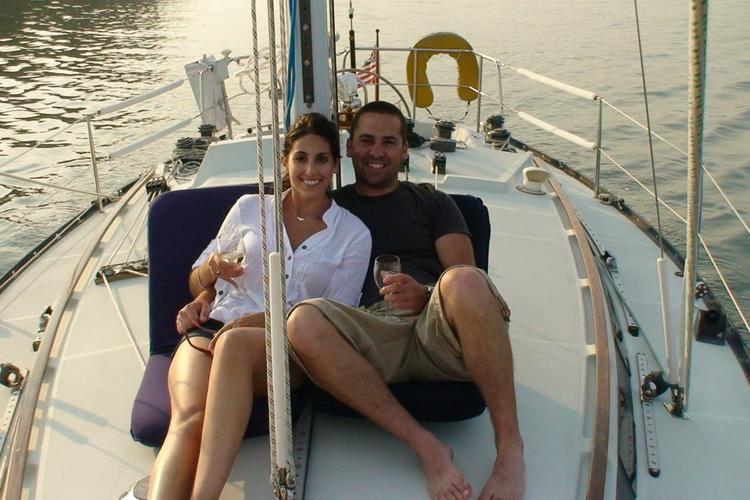 Boating is fun with a Dufour in Sag Harbor