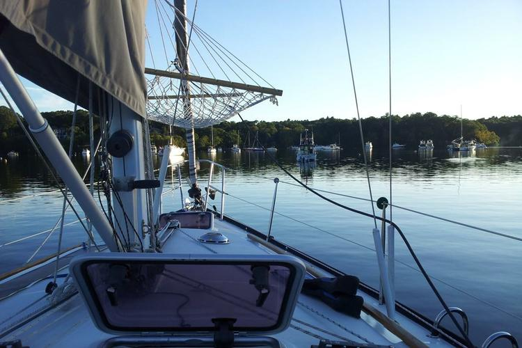 Cruiser boat rental in Sag Harbor, NY