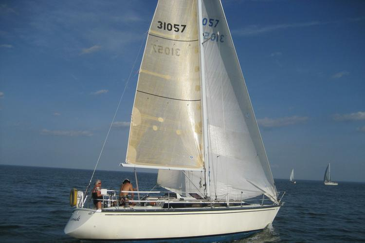 Dufour's 35.0 feet in Sag Harbor