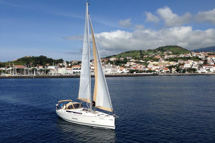 Dufour 450 Grand`Large_PRIMO_Base Horta, Faial - AZORES