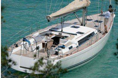 Discover Ponta Delgada surroundings on this Dufour 485 Grand`Large Dufour boat