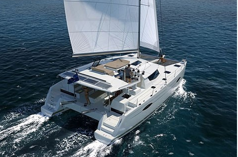 SAIL TO CUBA AND THE KEYS!  Euro-Style Sailing Catamaran!