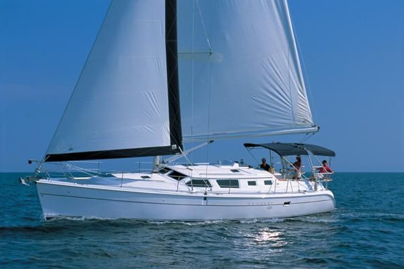 SAIL TO CUBA AND THE KEYS! On an affordable Hunter 44