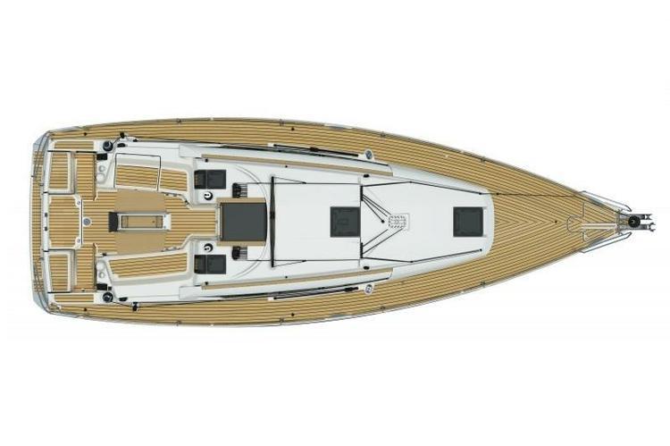 37.0 feet Jeanneau in great shape