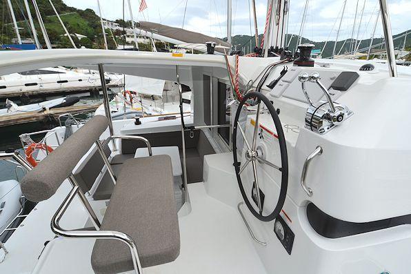 Boat for rent Lagoon 39.0 feet in Road Reef Marina, British Virgin Islands