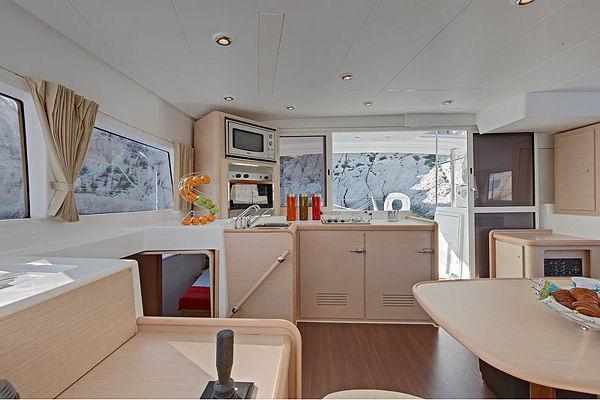 Boat for rent Lagoon 40.0 feet in Road Reef Marina,