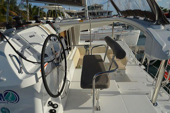 Boat for rent Lagoon 40.0 feet in Road Reef Marina, British Virgin Islands