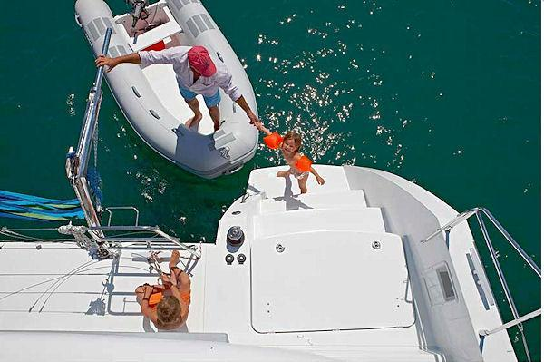 Catamaran boat rental in Road Reef Marina, British Virgin Islands