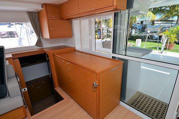 Boat for rent Lagoon 45.0 feet in Road Reef Marina,