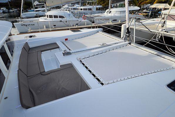 Catamaran boat rental in Road Reef Marina, British Virgin Islands