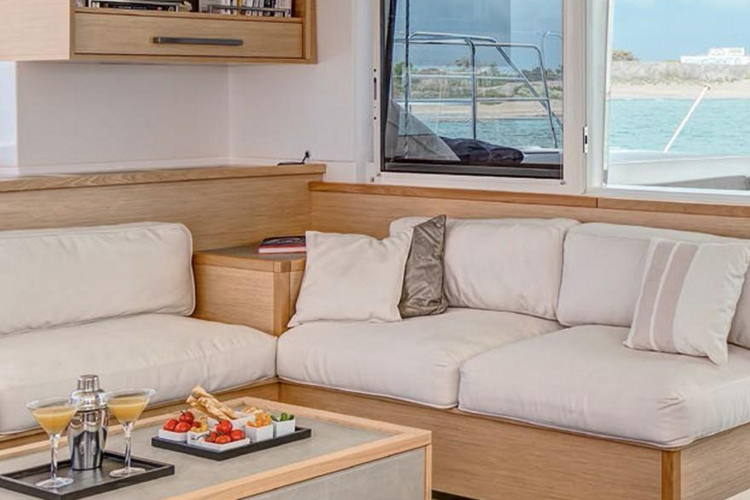 Discover Road Town surroundings on this 56 Lagoon boat