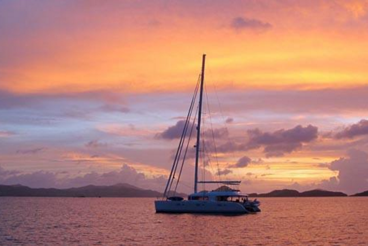 Sailing Across the Caribbean on An Amazing Cat!